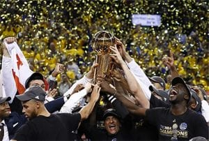 NBA Finals win