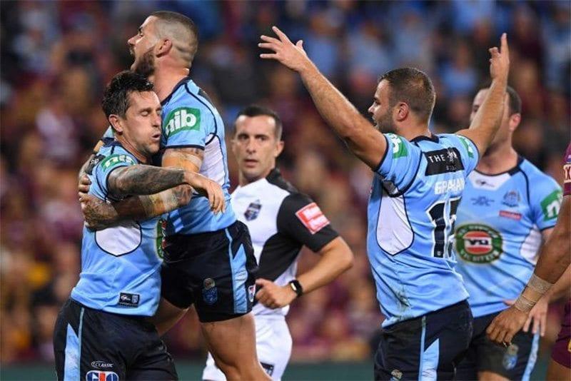 NSW win Origin