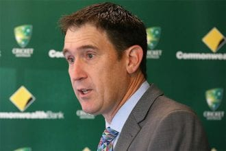 James Sutherland, CEO of Cricket Australia