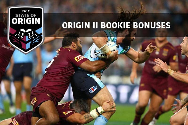 2017 State of Origin betting