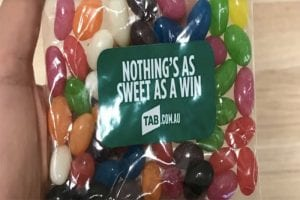 TAB jelly bean promotion breaches ad standards
