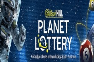 Planet Lottery at William Hill