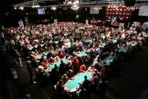 WSOP in Vegas