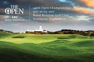 146th Open Championship golf odds