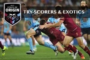 Origin try-scorers