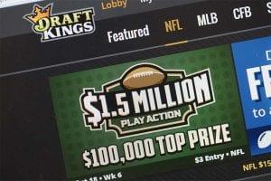 DraftKings daily fantasy sports
