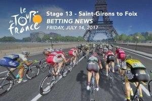2017 Tour de France market updates