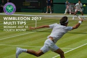 2017 Wimbledon betting - fourth round