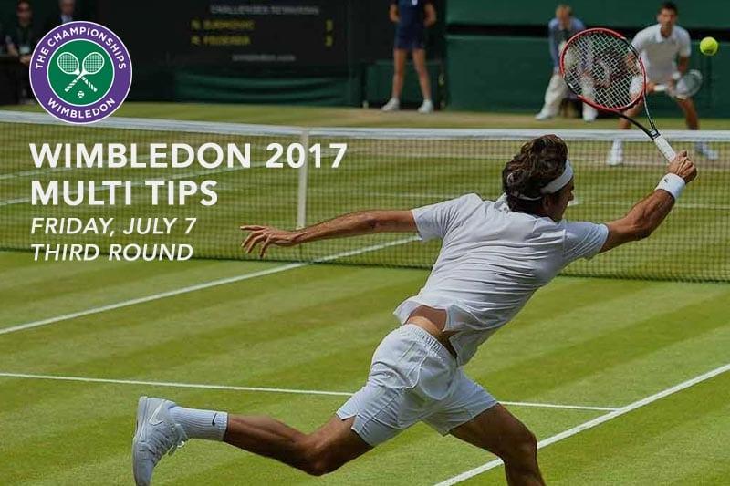 2017 Wimbledon Championships betting