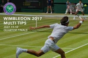 Wimbledon 2017 multi tips
