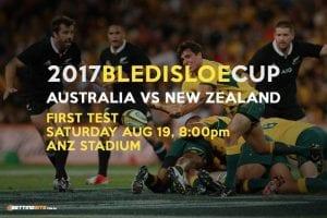 2017 Bledisloe Cup - First Test