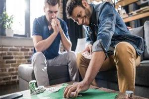 Gambling study finds problem gambling less prevalent