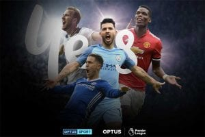 Optus and Tabcorp team up for EPL coverage