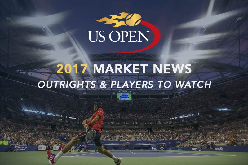 US Open tennis betting odds