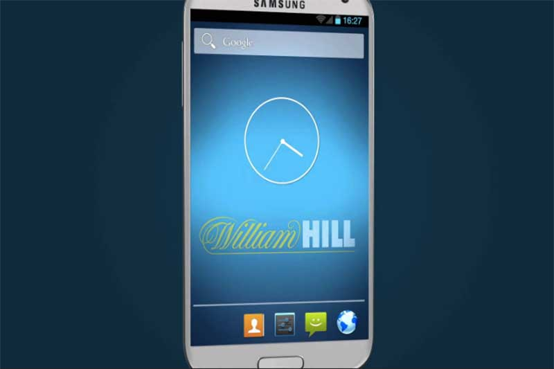 William Hill profits mobile betting
