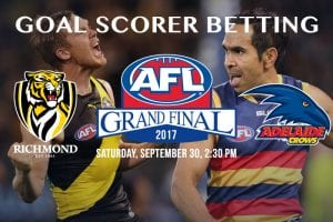 AFL Grand Final most goals betting