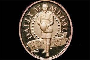 Dally M Medal