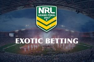 NRL exotics Grand Final betting