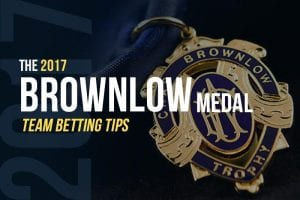 2017 Brownlow Medal odds