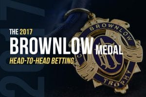Brownlow head-to-head betting