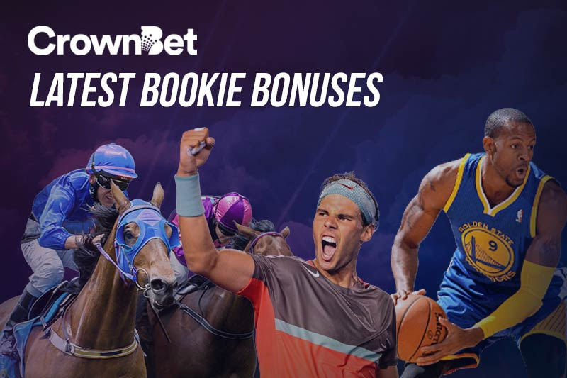 Latest Bookie Bonuses