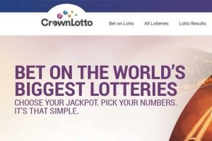 CrownLotto now live