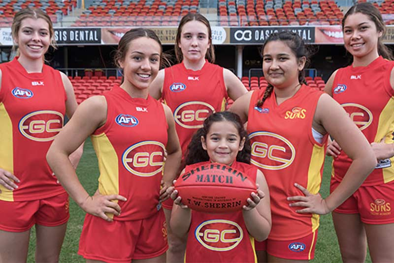 Suns to join AFLW in 2020