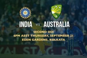 IND vs. AUS 2nd ODI bet specials