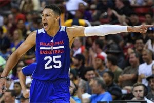Ben Simmons Rookie of the Year betting