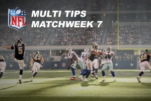 NFL Week 7 multi