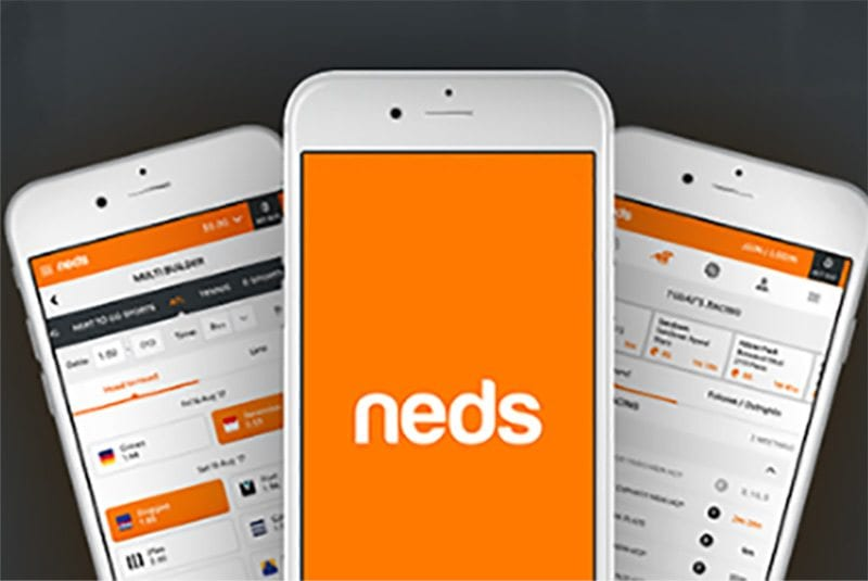 Download the Neds app