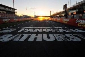 2017 Bathurst V8 Supercars