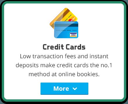 credit card online deposit visa mastercard amex
