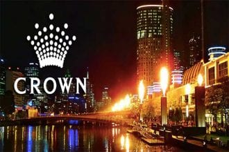 Crown resorts financial results