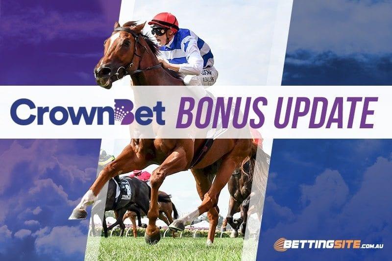CrownBet bonuses