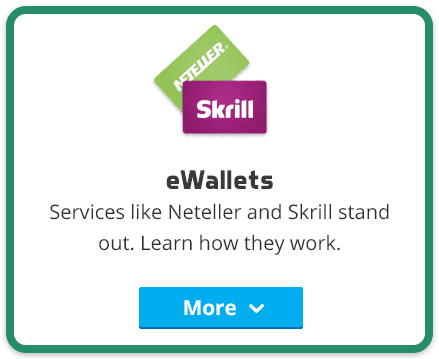 ewallets neteller skrill deposit