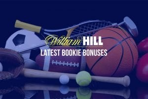 Latest bet specials at WilliamHill.com.au