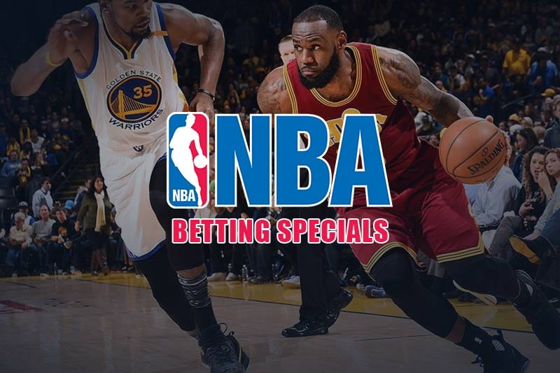 2017/18 NBA bookie bonuses