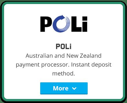 Poli Deposit