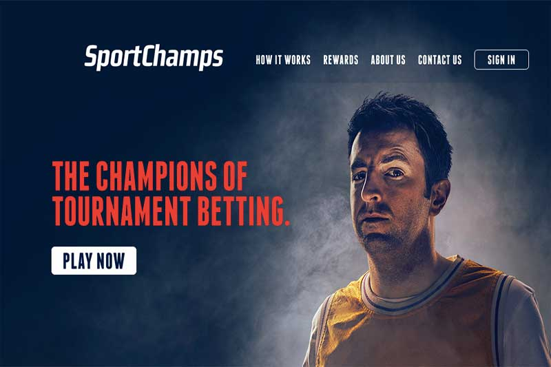SportChamps tournament betting site