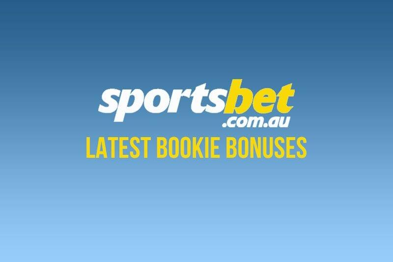 Latest bookie bonuses