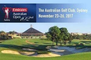 2017 Australian Golf Open