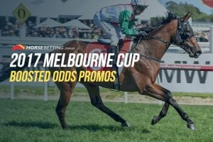 Melbourne Cup boosted odds promotions Australia