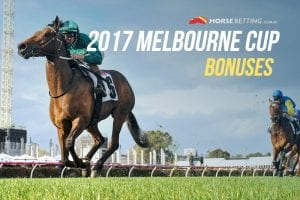 Melbourne Cup bonus bet offers 2017