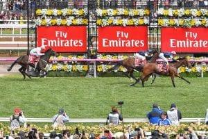 Rekindling wins Melbourne Cup