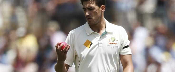 Mitchell Starc cricket odds