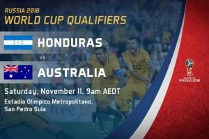 Socceroos World Cup odds