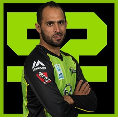 Fawad Ahmed betting tips