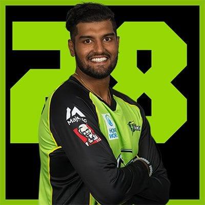 Gurinder Sandhu T20 stats