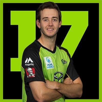 Kurtis Patterson T20 stats